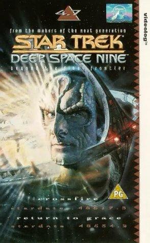 Star Trek - Deep Space Nine 4.7 [UK-Import] [VHS]