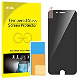 JETech Privacy Screen Protector for Apple iPhone 6 Plus and iPhone 6s Plus, Anti-Spy Tempered Glass Film