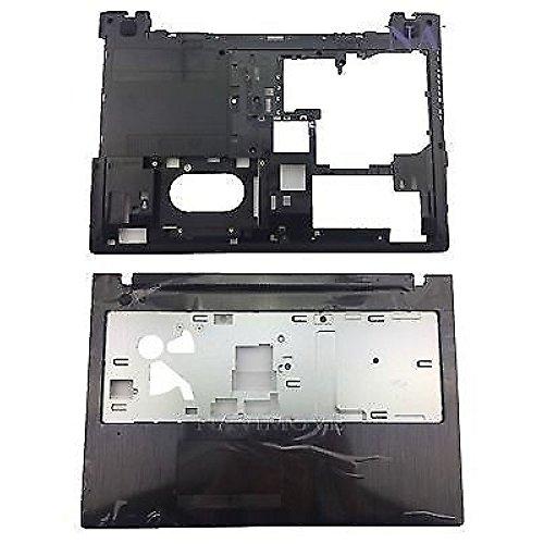 LaptopHub New for Lenovo G500S G505S Bottom CASE Base Cover & TOUCHPAD PALMREST Upper CASE