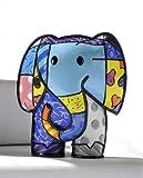 Britto–Figura Mini elefante Suerte Britto
