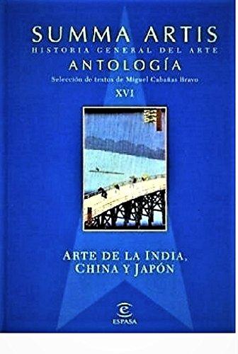 Summa Artis - Historia General del Arte, Antologia de 16 Tomos (Espasa Hoy)