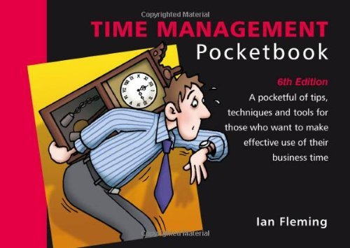 The Time Management Pocketbook (Pocketbooks) by Ian Fleming (2011-04-01)