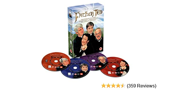 Father Ted : Complete Box Set [DVD] [1995]: Amazon co uk: Dermot