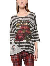 Desigual Damen T-Shirt Ts_magdalena