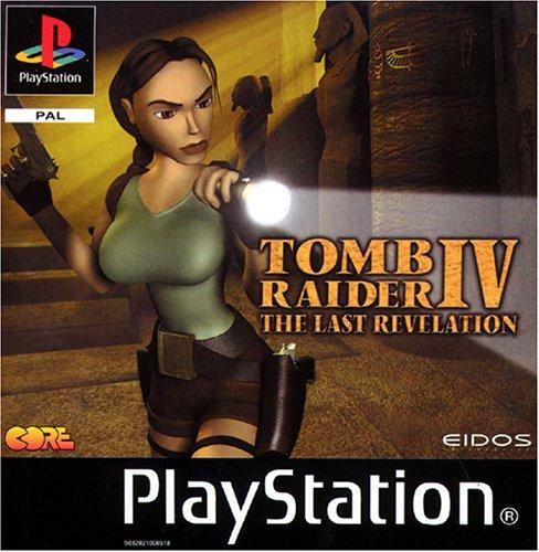 Tomb Raider 4 -