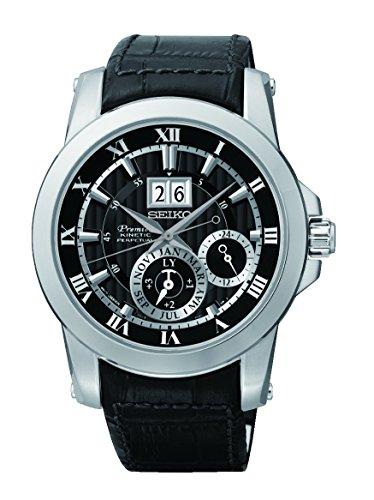seiko-premier-kinetik-perpetual-reloj-automtico-para-hombre-correa-de-acero-inoxidable-color-platead