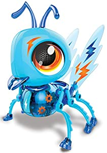 Build a Bot Construir un Bote Ant Robot Bug