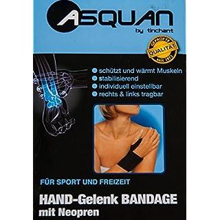 ASQUAN Hand-Gelenk Bandage mit Neopren