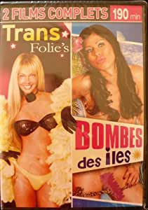 TRANS FOLIES + BOMBES DES ILES (DVD 2 films x)