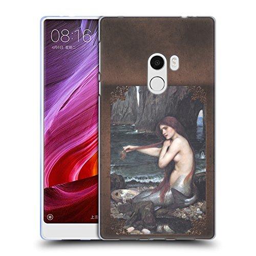 Offizielle Brigid Ashwood Wasserhaus 13 Präraffaeliten 2 Soft Gel Hülle für Xiaomi Mi Mix