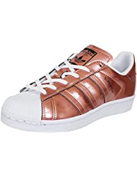Adidas Superstar Women Sneaker Trainer CG3680 (41 1/3 Copper/Copper)