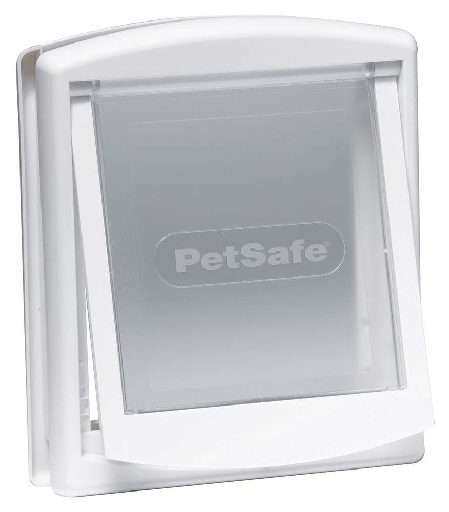 PetSafe – Chatière pour chien et chat Originale Staywell, 2 voies d'accès – entrée et sortie - Porte pour animaux…