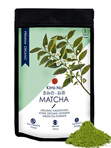 Kimino-Japanese-Organic-Matcha-Green-Tea-Powder-50g