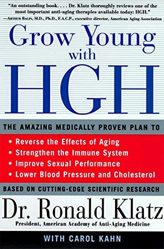 Grow Young with HGH por Ronald Klatz