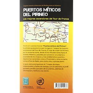 PUERTOS MÍTICOS DEL PIRINEO (Guia Ciclista)