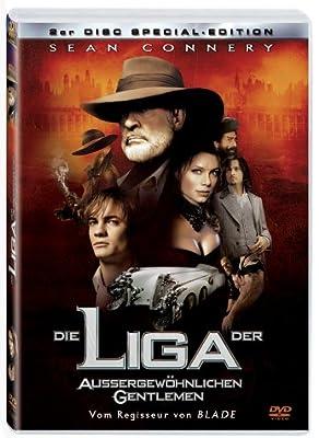 Die Liga der außergewöhnlichen Gentlemen [Special Edition] [2 DVDs]