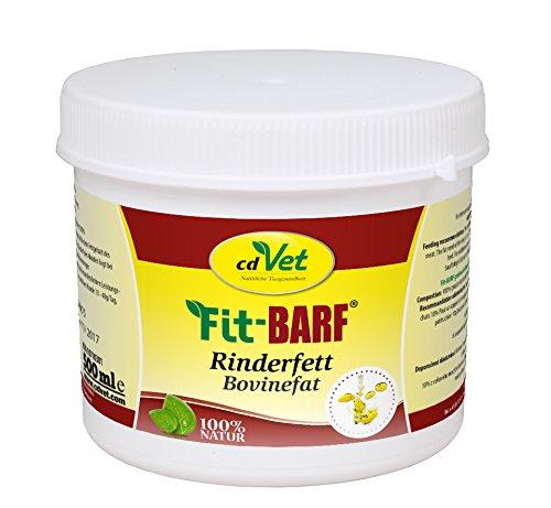 cdVet Naturprodukte Fit-BARF Rinderfett 500 ml