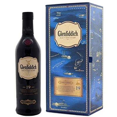 Glenfiddich Age of Discovery 19 Year Old - Bourbon cask Single Malt Whisky