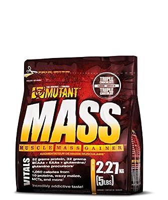 PVL Mutant Mass 2200 g Chocolate Weight Gain Shake Powder from Tropicana Health & Fitness Ltd