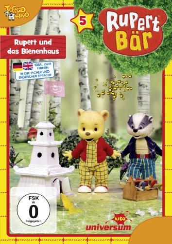 5 - Rupert und das Bienenhaus