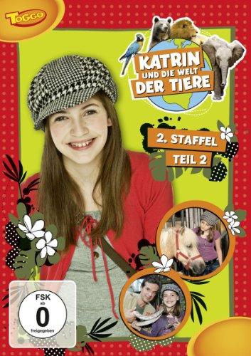 Staffel 2, Teil 2 (inkl. Tiersammel-Sticker)