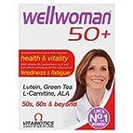 Vitabiotics Wellwoman 50+ , 30 Tablets