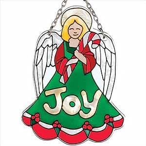 Sonnenfänger–Mini–Weihnachten–Joy Engel (2,5x 3,5)