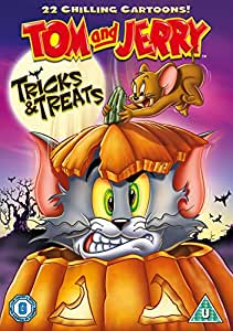 Tom and Jerry: Tricks and Treats [DVD]