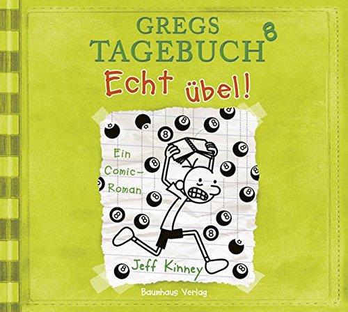 Preisvergleich Produktbild Gregs Tagebuch 8 - Echt übel!