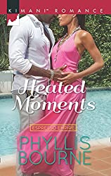 Heated Moments (Mills & Boon Kimani) (Espresso Empire, Book 3)