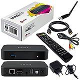 MAG 256 Original IPTV SET TOP BOX Multimedia Player Internet