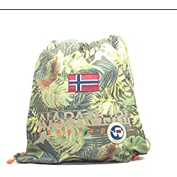 Gym backpack | Napapijri North Cape | 5ANN3R22-Green