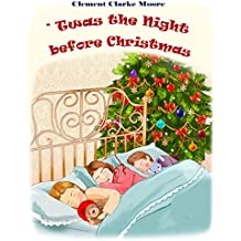 Twas the Night before Christmas (English Edition)