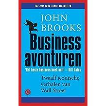 Businessavonturen: twaalf iconische verhalen van Wall Street