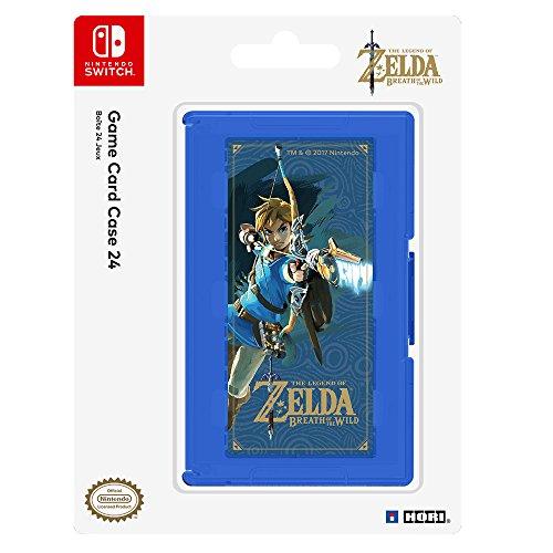 Hori - Estuche de juegos Nintendo Switch