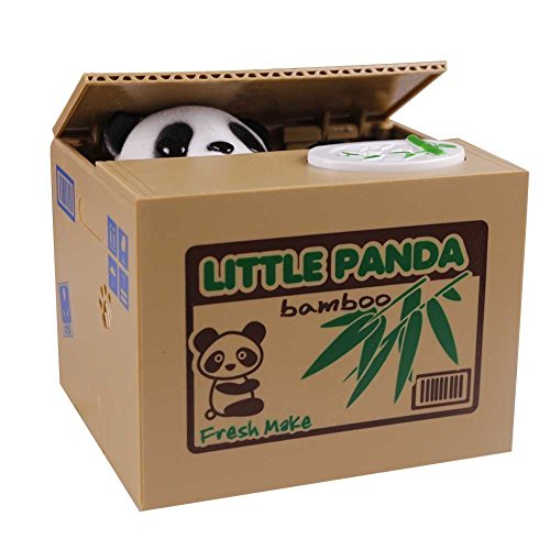 Eshowy Hucha, diseño de oso panda