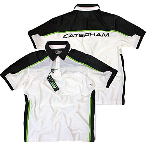 Unbekannt Caterham Formula 1 HPE Performance Polo Shirt, used for sale  Delivered anywhere in UK
