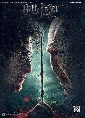Harry Potter und die Heiligtümer des Todes (Teil 2) -- Filmmusik arrangiert für Klavier solo mit Bleistift (Noten) von Desplat, Alexandre