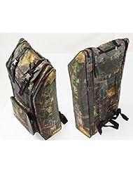 Angel Bolsa de pesca Mochila Angel Angel maletín dispositivo de mochila (bolsillo Q ...