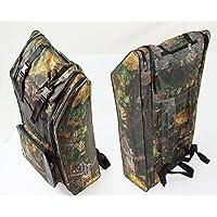 Angel Bolsa de pesca Mochila Angel Angel maletín dispositivo de mochila (bolsillo Q de 8)