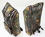 KANANA Angeltasche Angelkoffer Gerätetasche Angelrucksack Angel Rucksack (Tasche Q-8)