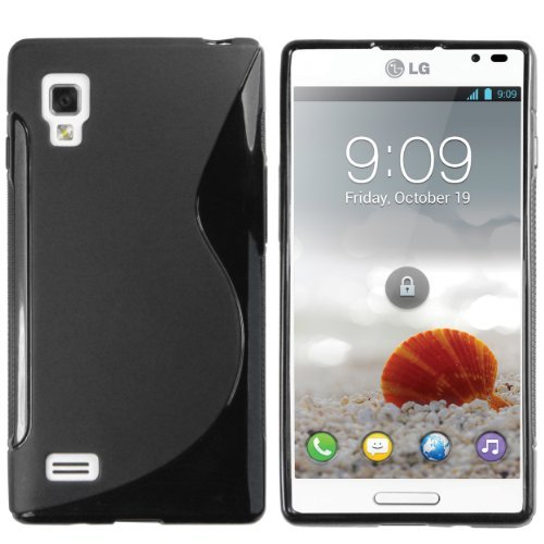 mumbi TPU Skin Case für LG P760 Optimus L9 Silikon Tasche Hülle