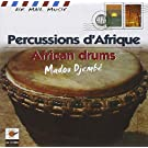 African Drums - Madou Djembe