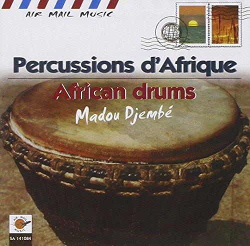 Preisvergleich Produktbild African Drums-Percussions d'Af