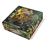 Asmodee ZOMBICIDE Black Plague : Green Horde Gioco da Tavolo in Italiano