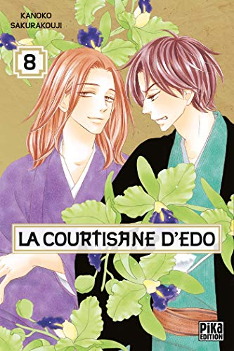 La courtisane d'edo Edition simple Tome 8