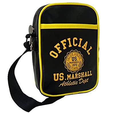 Petite sacoche verticale US Marshall Official