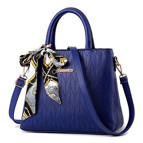 LiZhen speciali giornalieri offre eleganti girl borsa pacchetto Ms. marea di pacchetto rosso spalla borsa Messenger sposa pacchetto pacchetto matrimonio, grigio Royalblue
