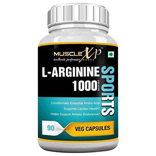 MuscleXP L-Arginine 1000 – 90 Caps