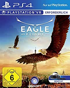 eagle flight vr playstation 4 psvr games. Black Bedroom Furniture Sets. Home Design Ideas
